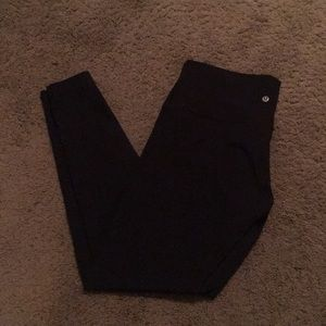 lululemon Wunder Under Leggings W8